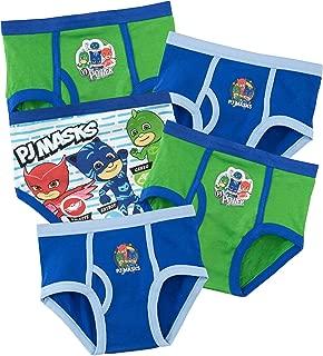 PJ Masks Boys' Catboy Gekko Owlette Underwear