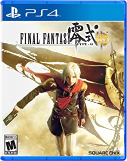 Final Fantasy Type-0 HD (輸入版:北米) - PS4