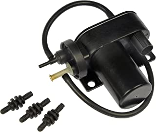 Dorman 904-214 Electrical Vacuum Pump for Select Ford/Dodge Trucks Models, Black
