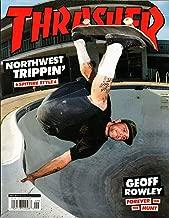 Thrasher Magazine September 2019 | Geoff Rowley & Northwest Trippin'