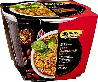 Suimin Suimin Origin Bowl, 137 g, Beef Massaman
