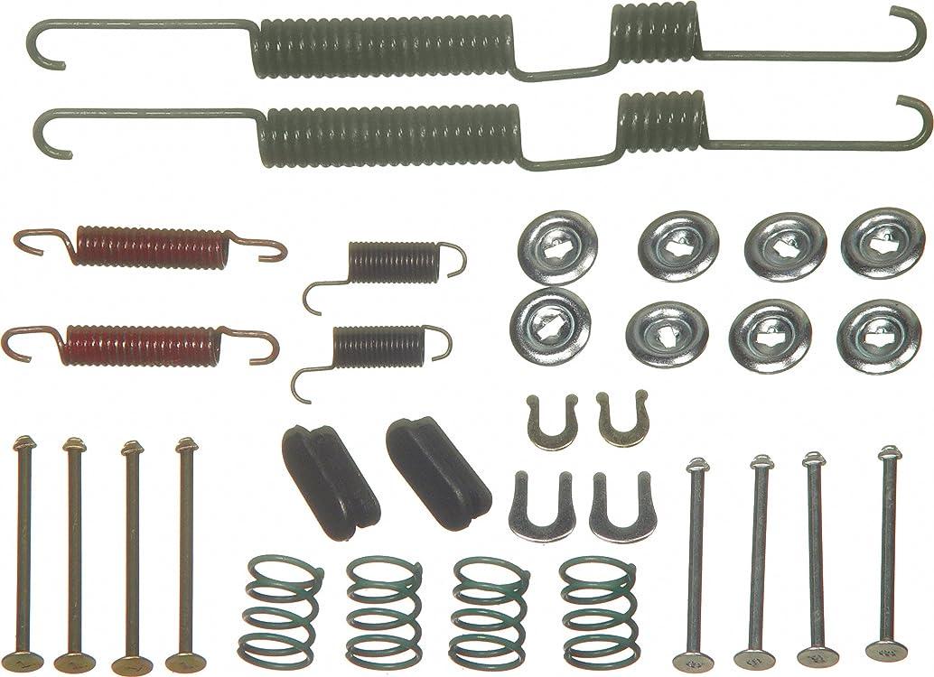 Wagner H17183 Drum Brake Hardware Kit, Rear