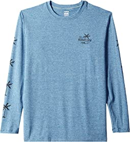 Surf Club LF Long Sleeve Rashguard (Toddler/Little Kids/Big Kids)