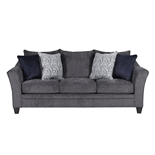Fabulous Simmons Couch Amazon Com Creativecarmelina Interior Chair Design Creativecarmelinacom