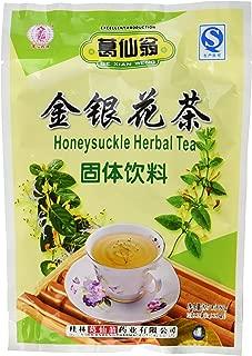 Honeysuckle , Honey Suckle Herbal Tea , 16 Sachets (Pack of 2)