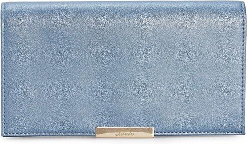 Astrid Bi Fold Clutch Mobile Women s Wallet M Blue