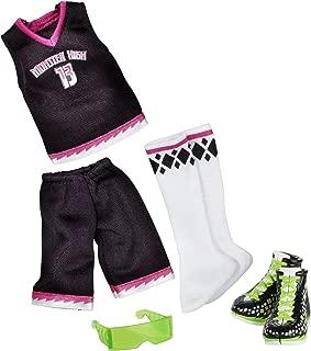 Monster High School Spirit Scream Uniforms Deuce Gorgon Fashion Pack