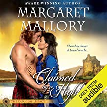 Claimed by a Highlander: The Douglas Legacy, Book 2