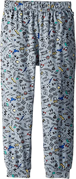Splendid Littles Rock & Music French Terry Joggers (Little Kids/Big Kids)