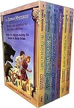 The Roman Mysteries Collection Caroline Lawrence 6 Books Box Set