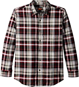 R-Value Flannel Work Shirt
