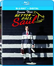 Better Call Saul: Season Three/ [Blu-ray] [Import]