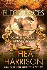 The Elder Races: Complete Novella Bundle 2013-2018 Kindle Edition