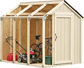 a lean to shed