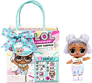 LOL Surprise Present Surprise Series 3 Assorted - 8 Verrassingen, kleding & accesoires, Birthday thema - Inclusief kledin...