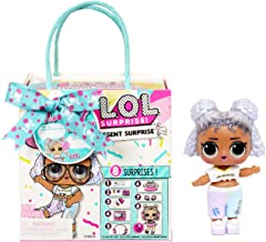 LOL Surprise Present Surprise S3 Birthday Month Theme with 8 Surprises PDQ, Fashion Doll, Kids Age 3+, Multicolor