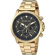 Michael Kors Men's Quartz Chronograph Movement Sport Watch