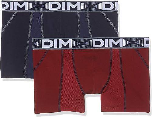 Dim BOXER HOMME 3D FLEX x2