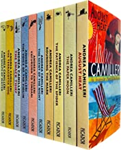 Inspector Montalbano Mysteries Series 1 Books 1 - 10 Collection Set by Andrea Camilleri