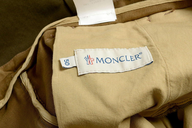 Moncler Men's Two Tones Casual Pants US 34 IT 50