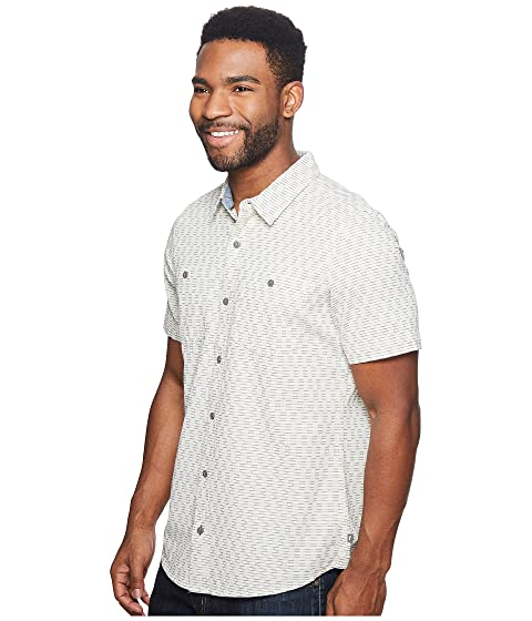 Harris Co de amp; amp; corta sal camisa slim manga Toad qwxtEUCx