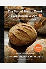 The Best of Artisan Bread in Five Minutes a Day: Favorite Recipes from Breadin5 Hardcover