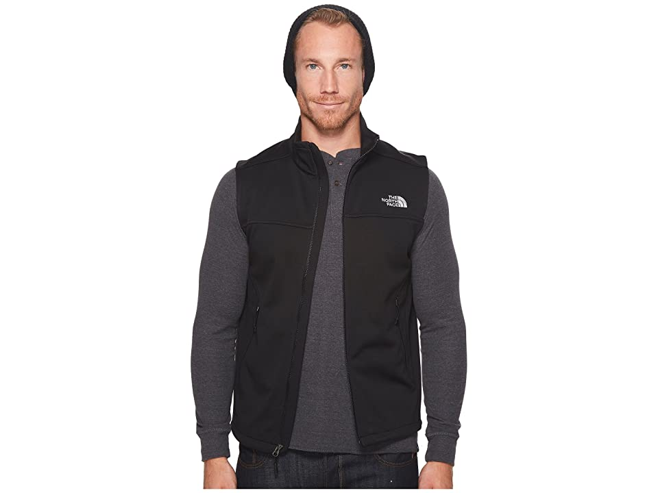 The North Face Apex Canyonwall Vest (TNF Black/TNF Black) Men