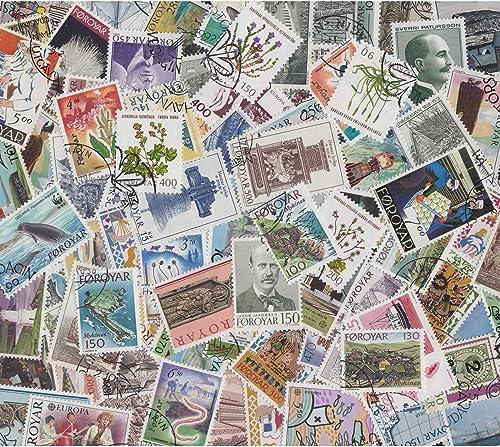 Goldhahn F er gestempelt Briefürken für Sammler