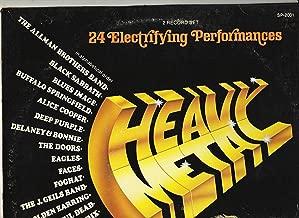 Heavy Metal - 24 Electrifying Performances - SP-2001