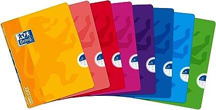 Oxford Openflex 400062603 - Pack de 10 libretas grapadas de tapa blanda, A5+