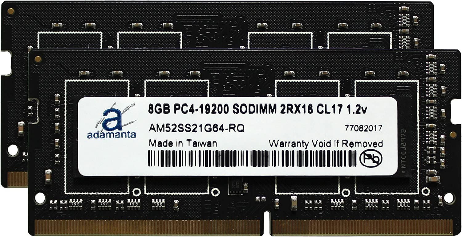 Adamanta 16GB Omaha Mall 2x8GB Laptop Memory for Inspiron Dell 15 Upgrade Cash special price