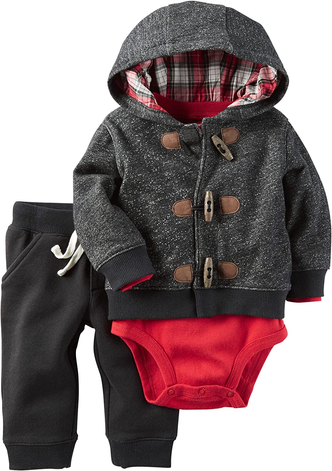 Carter's Baby Boys' 3 Pc Sets 127g198