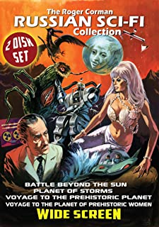 The Roger Corman Russian Sci-Fi Collection Set