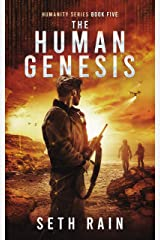 The Human Genesis: The Final Apocalyptic, Dystopian Instalment (Humanity Series Book 5) Kindle Edition