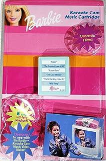 Barbie Karaoke Cam Music Cartridge - Classic Hits!