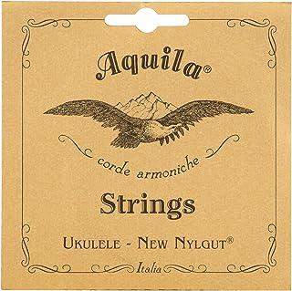 Aquila New Nylgut–Cuerdas para ukelele Banjo aq-42–Alta G–Set de 4cuerdas