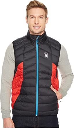 Geared Synthetic Down Vest