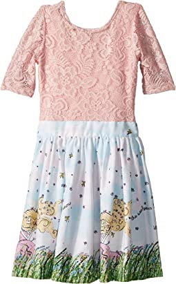 fiveloaves twofish Flower Girl Abbie Dress (Toddler/Little Kids/Big Kids)