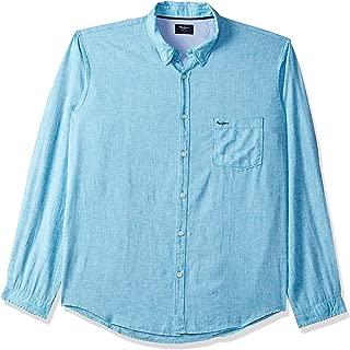 Pepe Jeans Men's Plain Slim Fit Casual Shirt