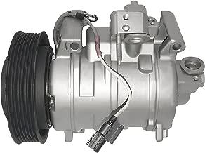 RYC Remanufactured AC Compressor and A/C Clutch AEG333