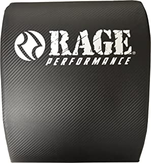 Rage Fitness Core Mat, Abdominal Sit Up Pad for Core Workouts, Black
