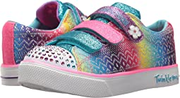 SKECHERS KIDS - Twinkle Breeze 2.0 10927L Lights (Little Kid/Big Kid)