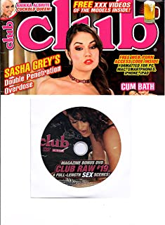 Sasha Grey Zeina Hart Club #254 2017 Hollywood Rose Anikka Albrite Jill Kassidy Angelina Armani Nicole Ray
