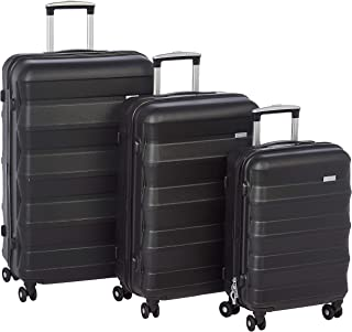 Stratic Luggage Trolley Bags- ST3-9855/3T-1-BLACK