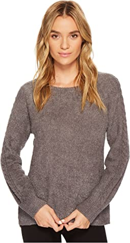 Feather Touch Long Sleeve Top