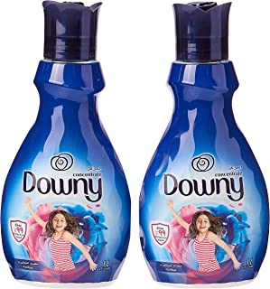 Downy Concentrate Fabric Softener Antibac 1L Dual Pack