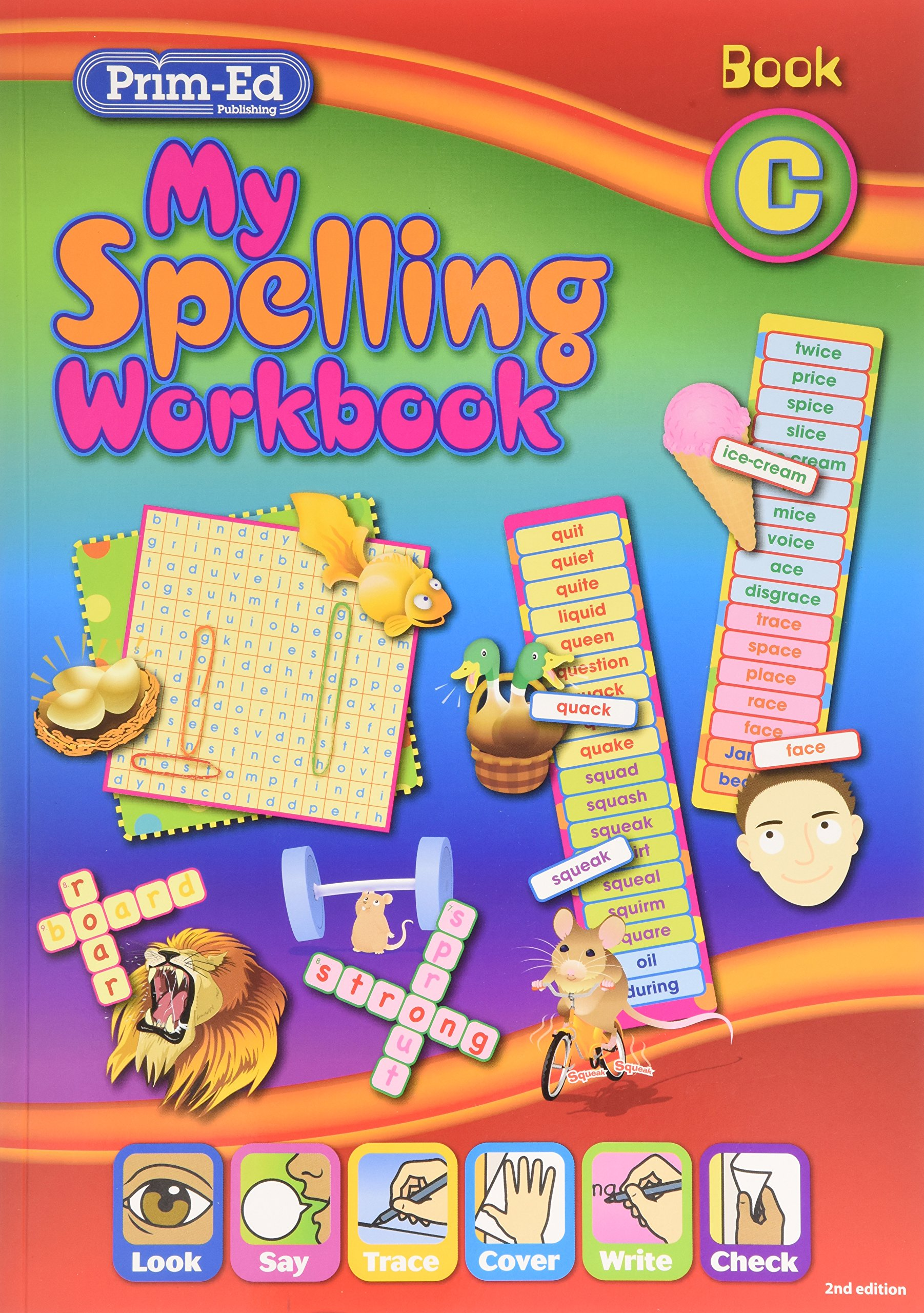 My Spelling Workbook: Book C