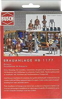 Busch 1177 Brewery Accessories HO Scenery Scale Model Scenery