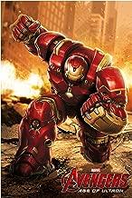 Marvel 'Hulk Buster in Action' Poster (30.48 cm x 45.72 cm)