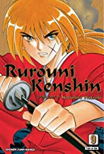 Rurouni Kenshin 9: Toward a New Era VIZBIG Edition Final Volume!